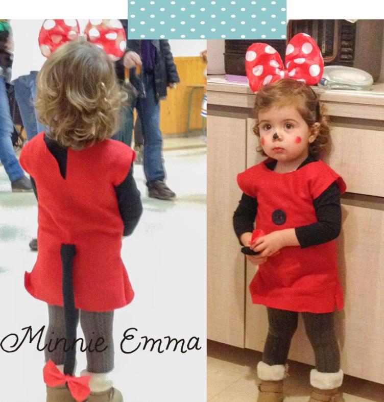 Minnie Emma en Carnaval
