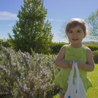 Con 5 sentidos, en el Botánico de La Rioja