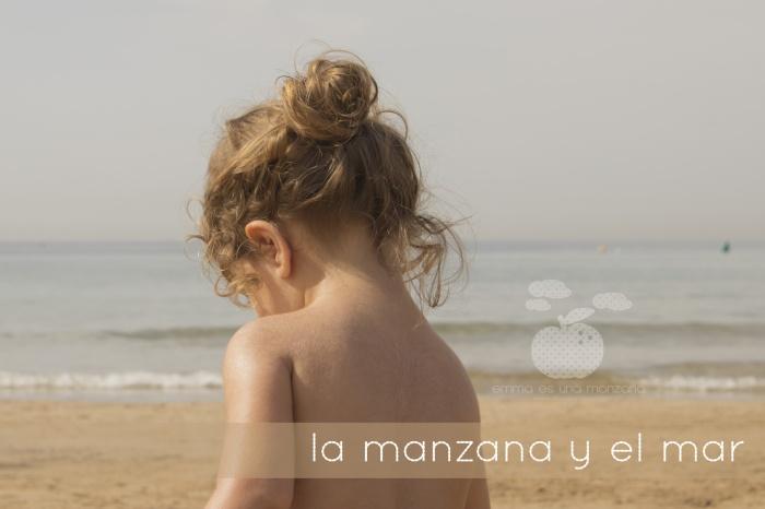 La manzana y el mar: vacaciones