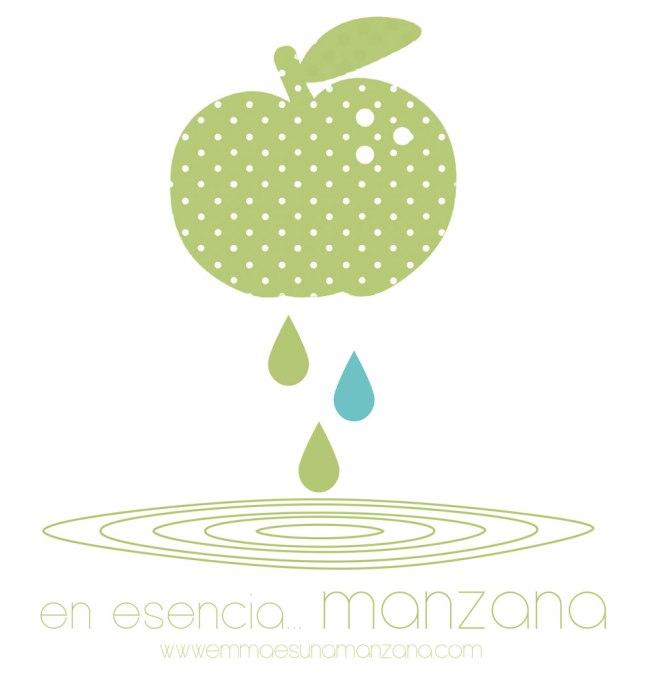 Esencia de manzana, por Emma es una manzana