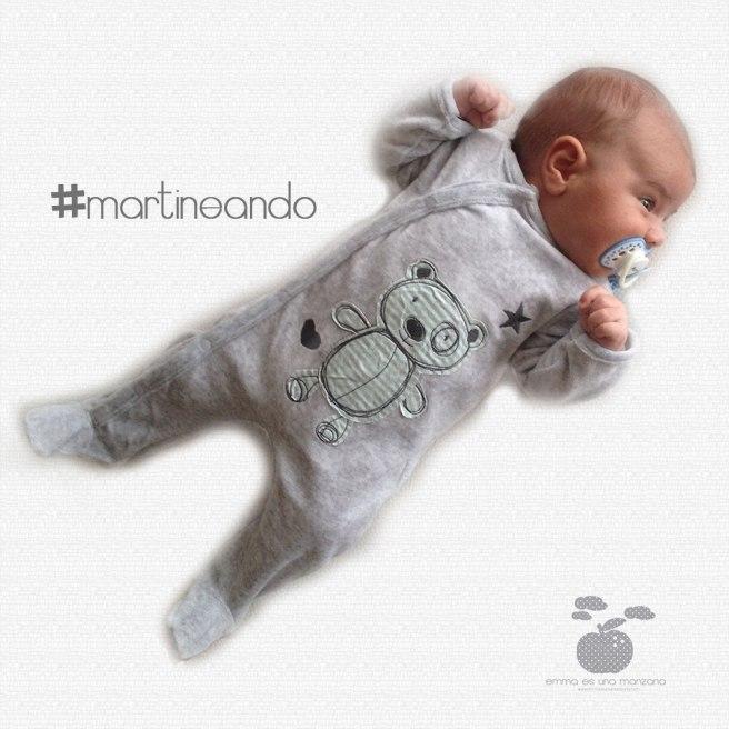 #martineando en Emma es una manzana