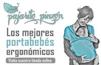 Pajarito pinzón: los mejores portabebés ergonómicos