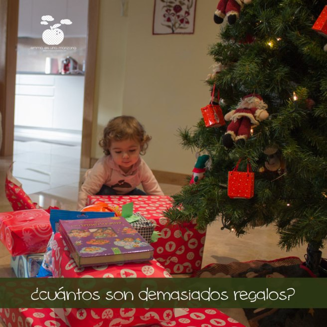 La Navidad pasada, los regalos de Emma