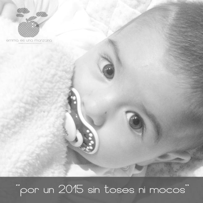 por un 2015 sin toses ni mocos