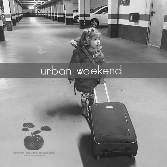 urban weekend, la escapada inversa