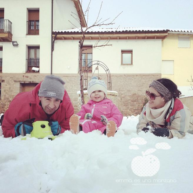 Año de nieves, empieza febrero blanco