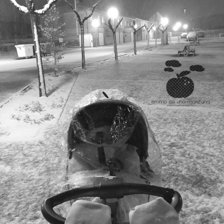 Paseos fríos en invierno