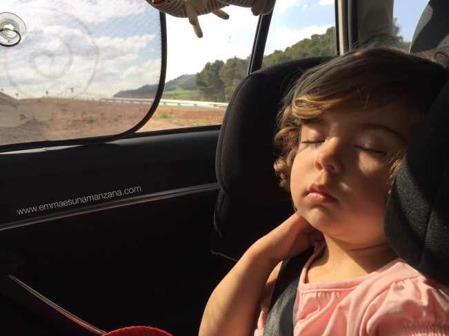Las manzanas a veces duermen - Emma