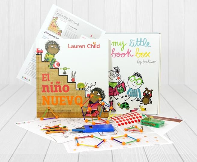 El niño nuevo - Boolino Book Box
