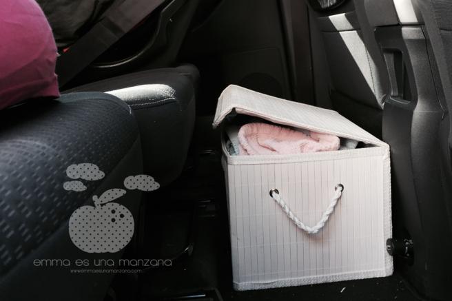 Viajar en coche con niños - la caja porsiacaja