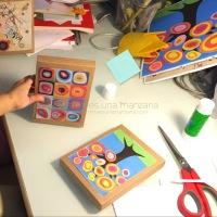 Kandinsky en 18 piezas