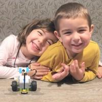Robótica en casa con Lego WeDo 2.0