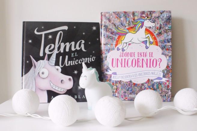 Unicornios en el blog de las manzanas de ciudad