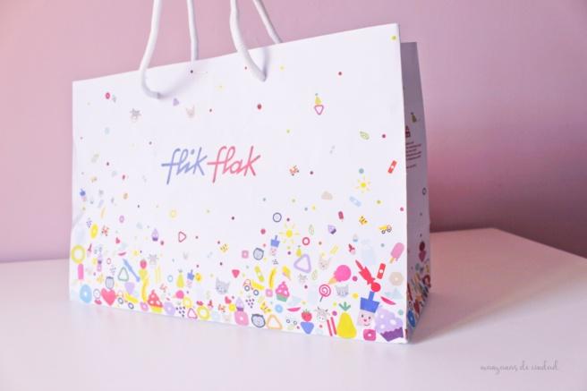 Flik Flak en el blog de las manzanas, con Charhadas